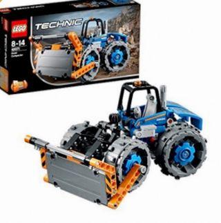 Juguete Lego Technic Dozer