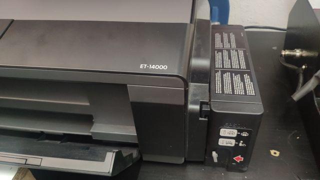 impresora de sublimación Epson ECOTANK 14000 A3