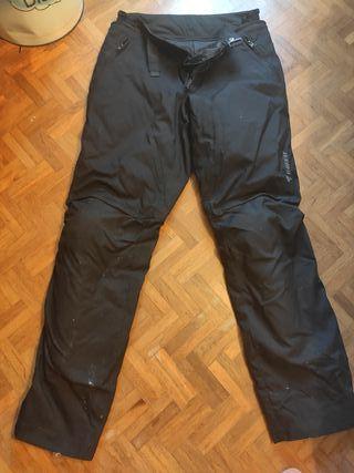 pantalones cordura moto