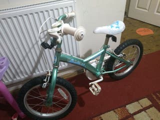 "16"" beautiful girl's bike £20"