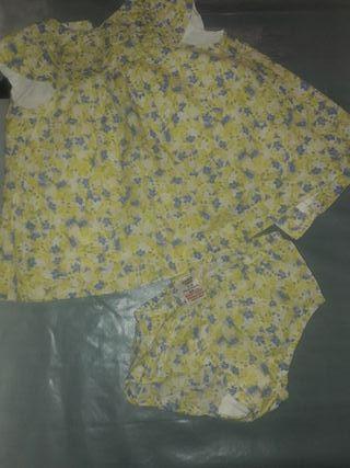 ropa bebé niña talla 3_6 meses