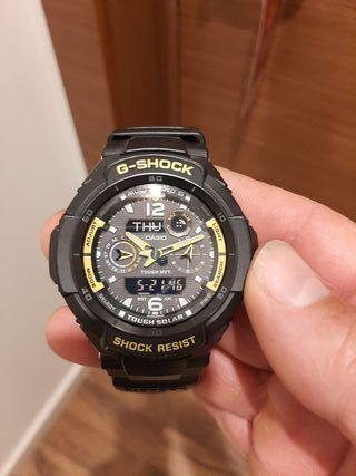 RELOJ CASIO G-shock GW-3500B