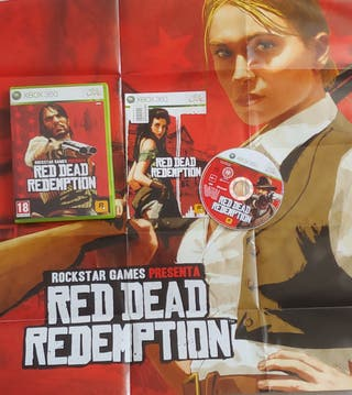 Red Dead Redemption Xbox One y Xbox 360 IMPECABLE
