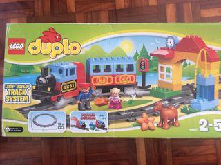 Lego duplo tren