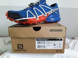zapatillas Salomón SpeedCross 4