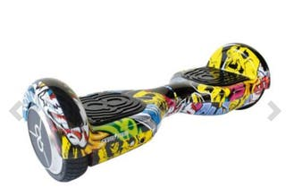 Hoverboard K6 Graffiti