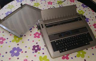 Maquina escribir eléctrica Panasonic