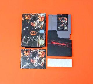 Batman Returns / NES