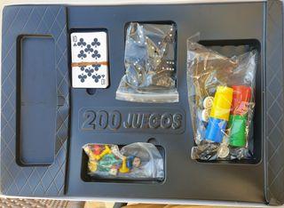 Pack de 200 juegos