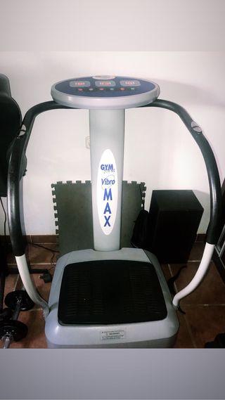 Vibro Max (Gym Form) poco uso