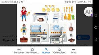 Playmobil 5317 cocina clásica