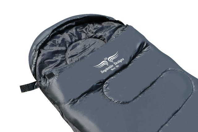 New Lightweight Sleeping Bag, Portable