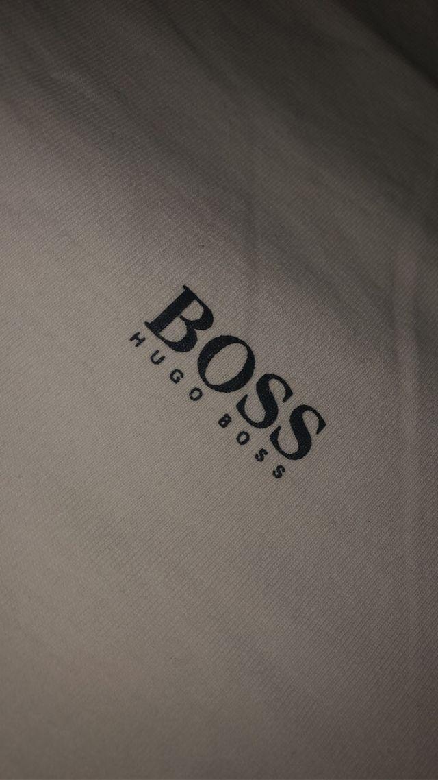 White top hugo boss 14-Small £6