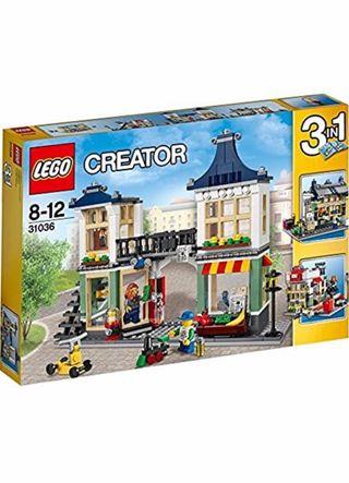 Lego Creator 3 en 1.- 31036