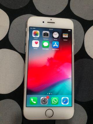 MOVIL IPHONE 6 S en perfecto estado