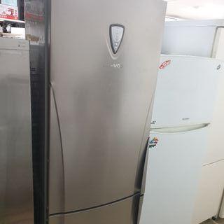 oferta lavadora nevera gris 170€ con garantía