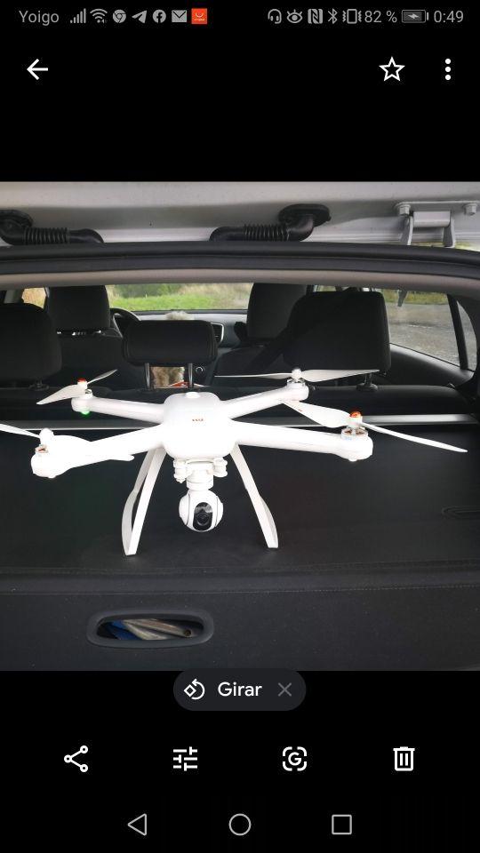 dron xiaomi mi drone