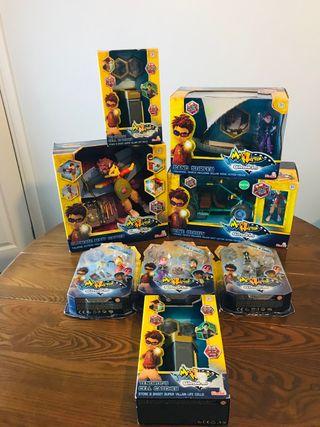 Matt Hatter Chronicles Toy Set