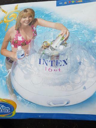 Colchoneta bebidas INTEX