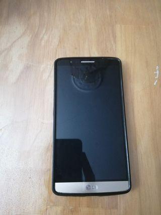 LG G3 pantalla rajada