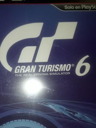 PS3 GT 6