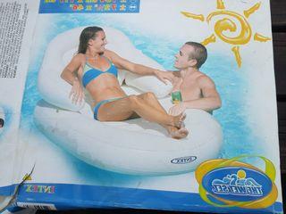 Colchoneta piscina INTEX