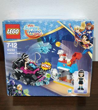juguete nuevo precintado Lego 41233 lashina tank