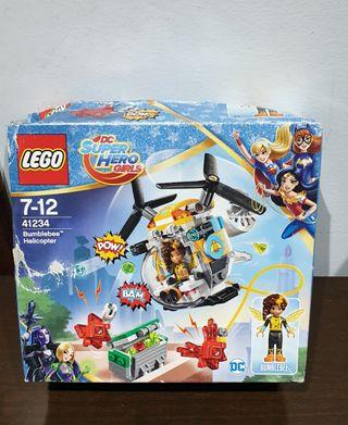 juguete nuevo precintado Lego 41234 bumblebee