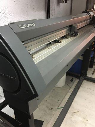 Impresora de corte roland