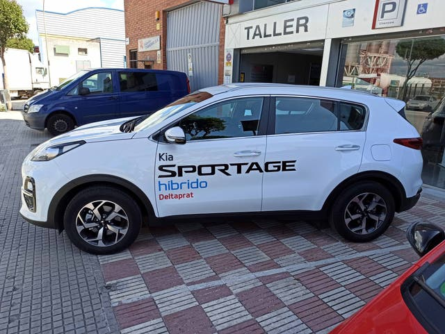 Kia Sportage 1.6 CRDi MHEV Drive , diciem. 2019