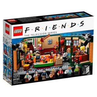 Central Perk Friends Lego Ideas 21319