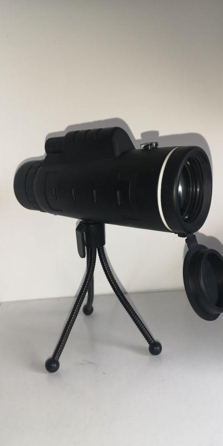 Telescopio Monocular regalo tripode el qué se ve e