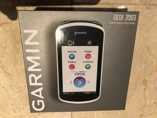 ¡ SOLAMENTE ! LA CAJA Y MANUAL GARMIN EDGE 1030