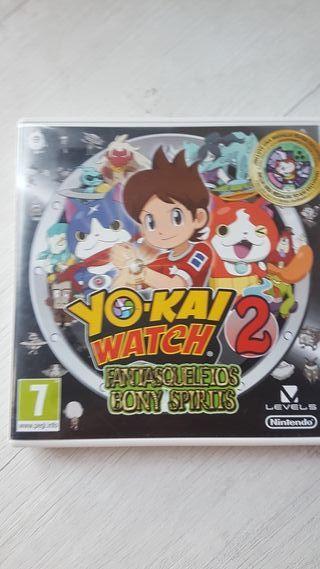 Juego YoKai Watch 2 Nintendo 3DS