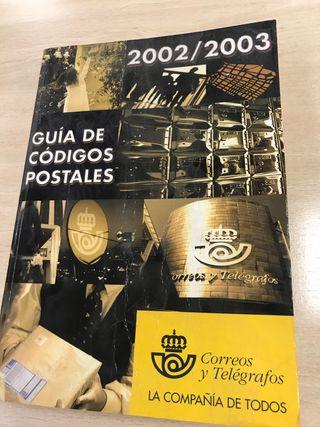 Guía Códigos Postales España