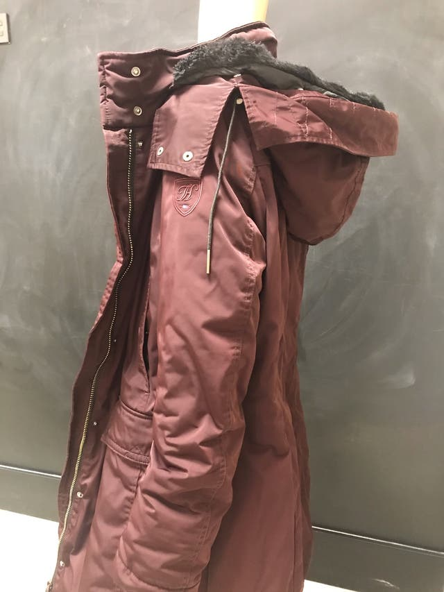 Plumas abrigo Tommy Hilfiger