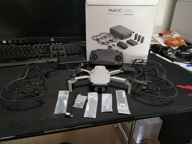 DJI Mavic Mini Fly More Combo +DJI CARE