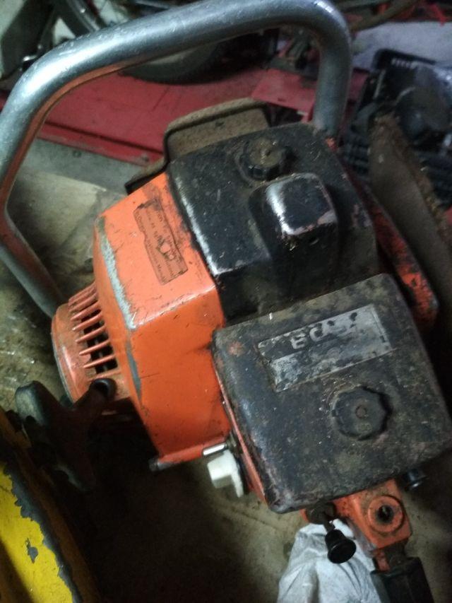 motor de motosierra echo