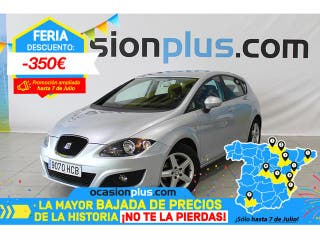 SEAT Leon 1.6 TDI Reference Copa 77 kW (105 CV)