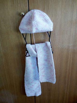gorro bufanda de lana pijamas guantes
