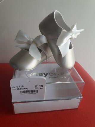 """zapatos bebé """"NUEVO"""""""