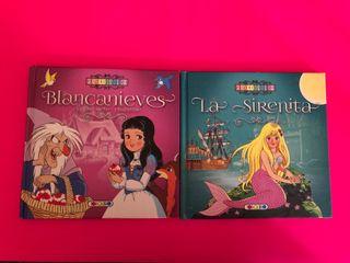 Dos libros infantiles Peque Clásicos