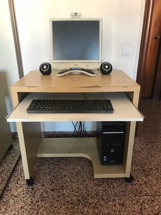 Ordenador completo+ pantalla+ teclado+ altavoces