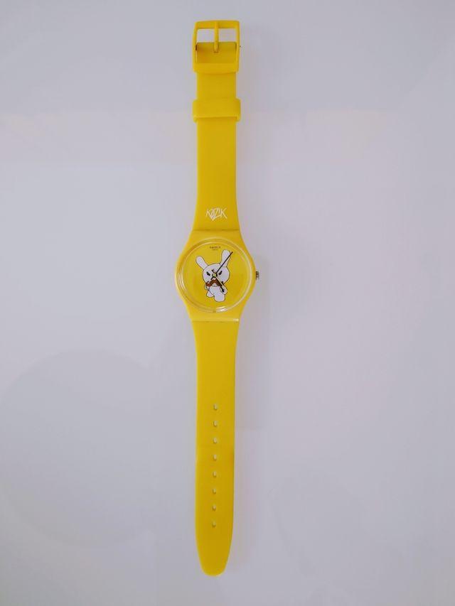 Reloj suizo marca Swatch