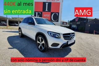 Mercedes GLC 250 CDI AMG Automático