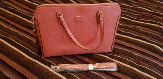 Bolso maletín portátil portadocumentos