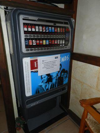 Máquina de tabaco de 26 canales