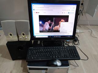 PC ORDENADOR SOBREMESA HP