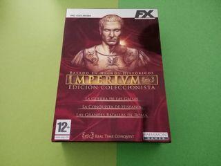"""Juego """"Imperium Edición Coleccionista"""" PC"""