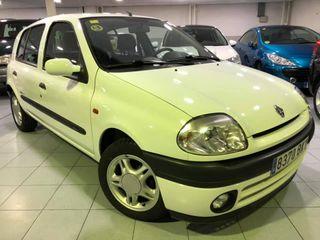 Renault Clio 2001 3.700 KILOMETROS REALES